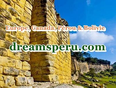 Agencias de viajes dreamsperu ViP Internationaux. - Digital Strategy