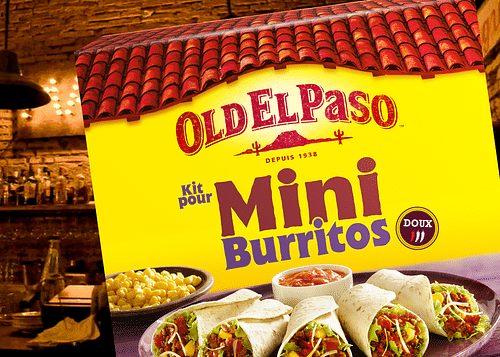 Packagings Old El Passo - Image de marque & branding
