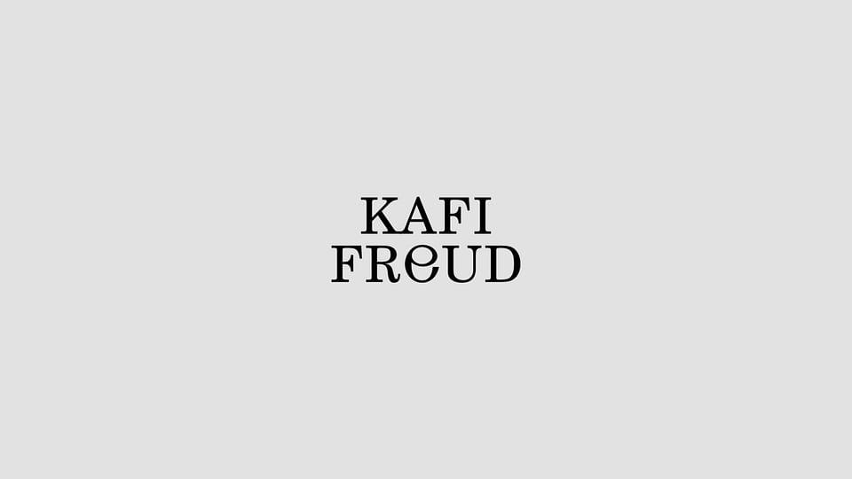 Kafi Freud – Markenentwicklung