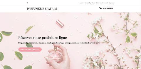 Parfumerie Spatium