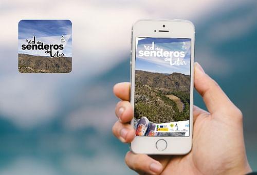 App Red Senderos de Letur - App móvil