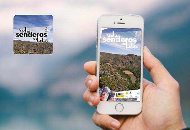 App Red Senderos de Letur