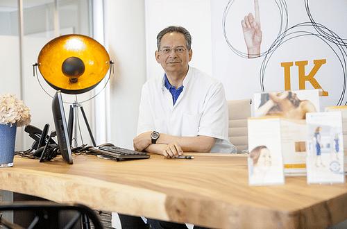 Full service aanpak voor Dr. Wikler Klinieken - Website Creatie