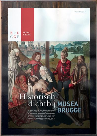 Musea Brugge - Online & B2B Campaign