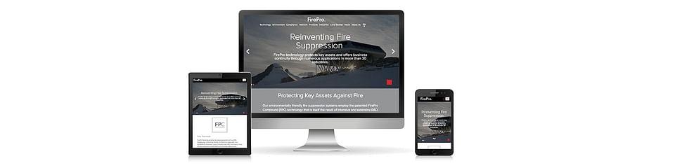 Corporate Website - Custom Multi-language