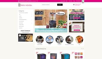 Tienda online en sector Horeca.