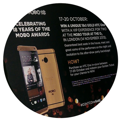 Dynamo helped HTC predict the Gold mobile trend - Public Relations (PR)