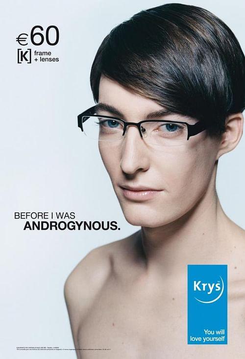 ANDROGYNOUS - Publicidad