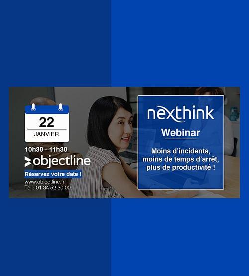 Développement web, Stratégie marketing Objectline - Création de site internet