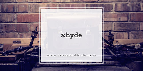 Cross & Hyde - Fashion Manufacturer Campaign - Branding & Positioning