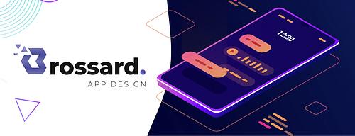 Brossard App Design cover