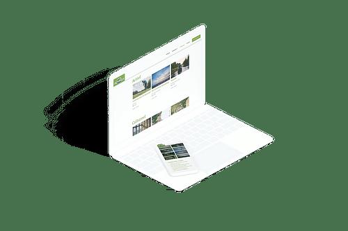 Landal De Wielsche Dreef - Web Applicatie