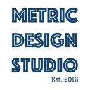 Metric Design Studio logo
