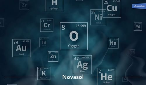 Novasol - Création de site internet