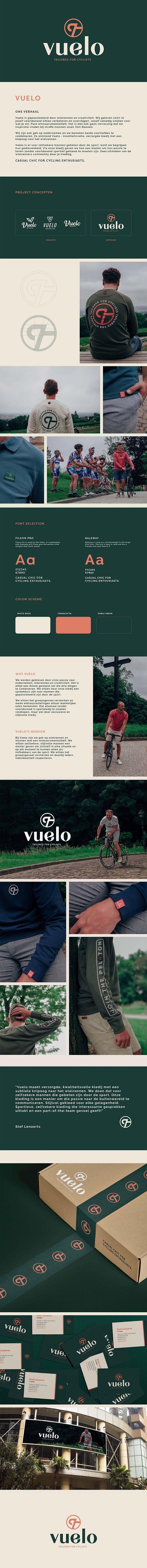 Vuelo - Branding & Positionering