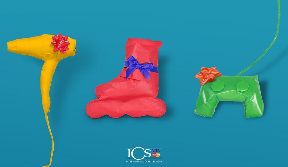 ICS: Eindejaars actie Shop & Win