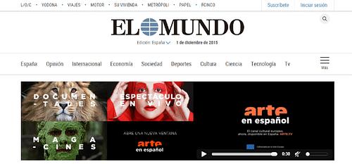 PAID MEDIA - LANCEMENT EUROPE - Publicité en ligne