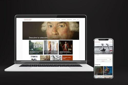 Creación de website - Banco de España - Creación de Sitios Web