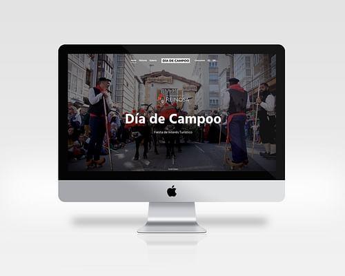 Ayuntamiento de Reinosa - Día de Campoo - Creación de Sitios Web