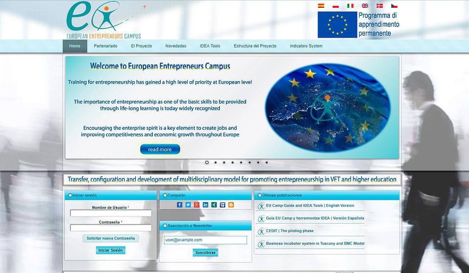 European Entrepreneurs Campus