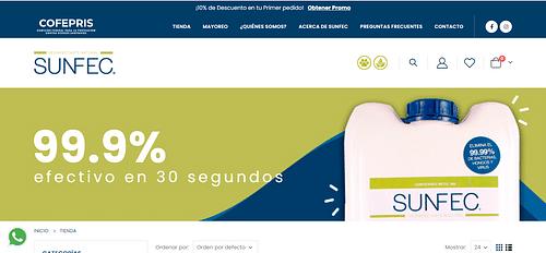 SUNFEC - Advertising