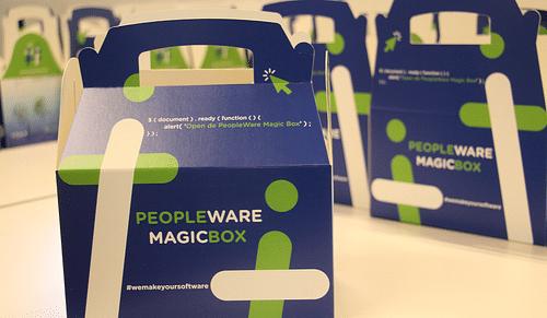 Peopleware: We make your software - Social media