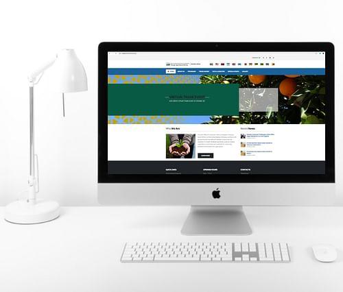 USDA FAS Website - Website Creation
