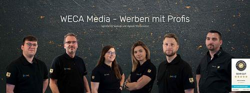 WECA Media cover