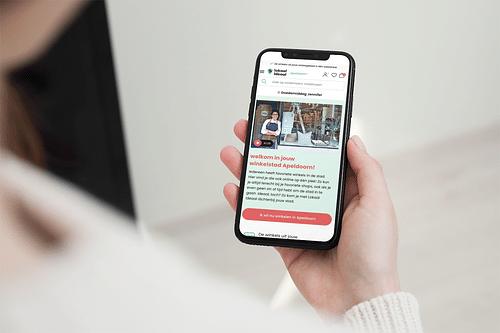 Online shoppen in je stad - Digital Strategy