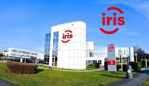 Iris - Rebranding - Image de marque & branding