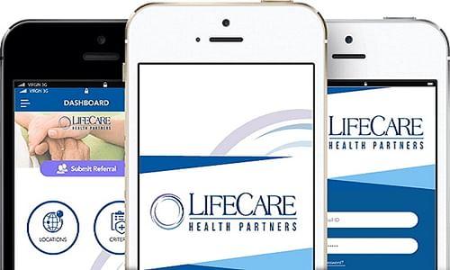 Life care Hospital - Mobile App