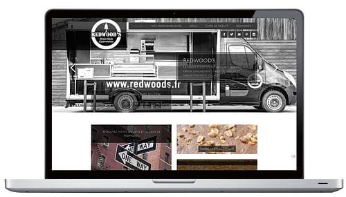 Redwoods - Création de site internet