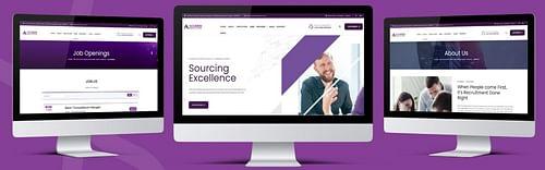 Web Design, Development, Branding  for Recruitment - Branding & Positioning