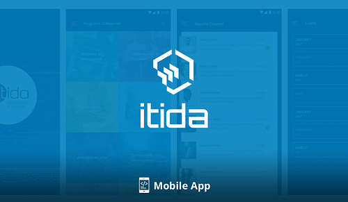 ITIDA Mobile apps - Ministry of Telecommunication - Mobile App