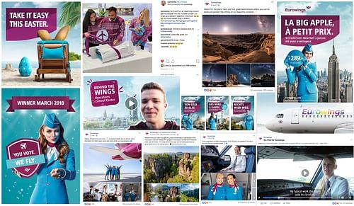 Eurowings International Social Media - Digital Strategy