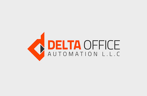 Logo Design for Delta Office Automation LLC.