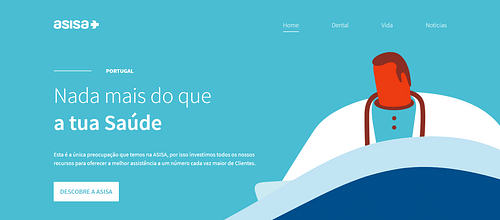 Sitio web comercial para corporate - Estrategia digital