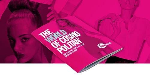 The World of Cosmopolitan | Printdesign - Markenbildung & Positionierung