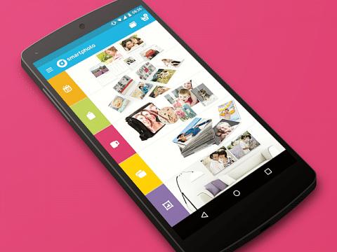 Smartphoto - Mobile App