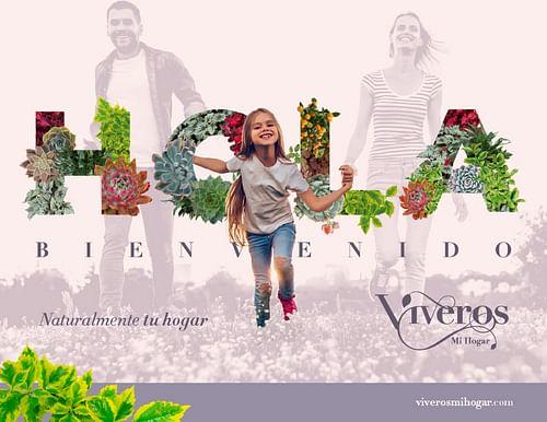 Viveros Mi Hogar - Branding & Positioning