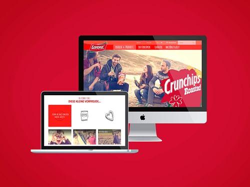 Lorenz Snack-World. Corporate Fun: Überarbeitun... - Markenbildung & Positionierung