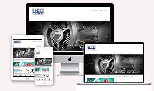 Création de site internet LMIA - Stratégie digitale