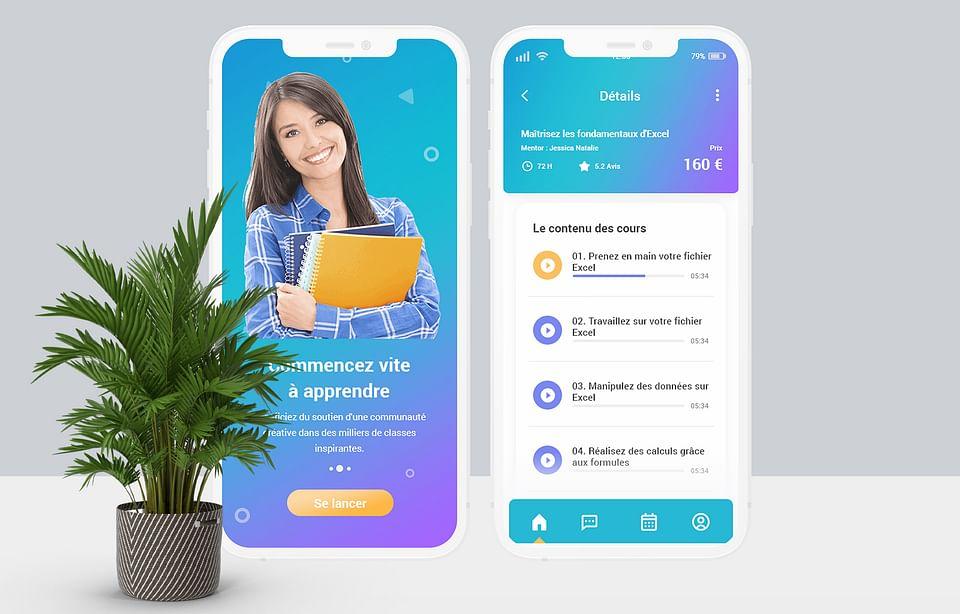 Learnyu | Application Mobile