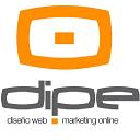 Logotipo dipe diseño web