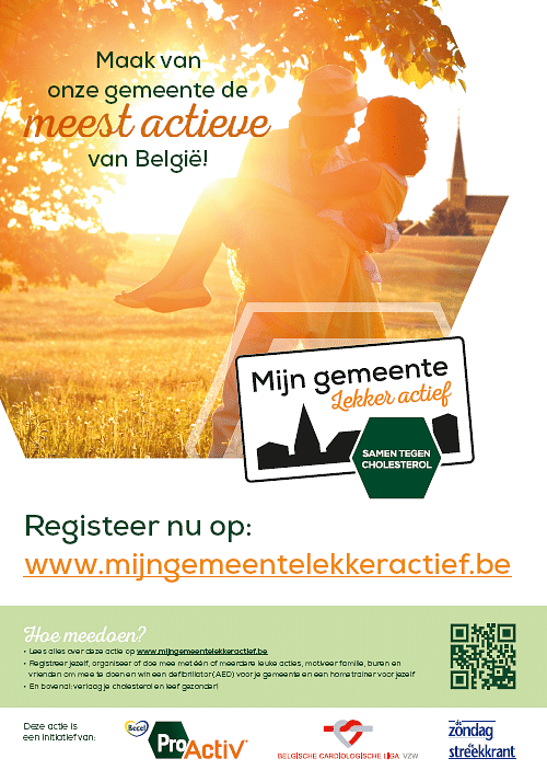 Becel Pro Activ activeringscampagne - Reclame