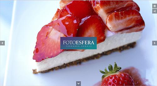 Website Estudio FOTOESFERA - Creación de Sitios Web
