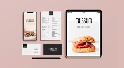 Restaurante Bocatería Mussum - Creación de Sitios Web