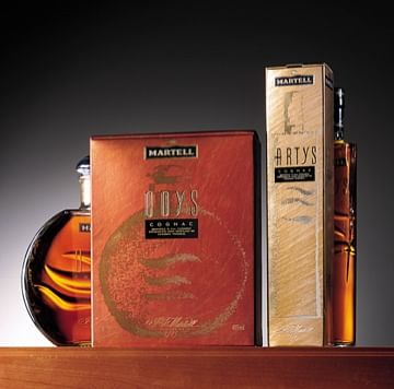 Packaging pour Martel