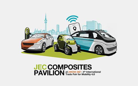 JEC Composites Pavilion