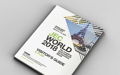 Salon JEC World - Publicité